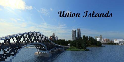 Union Islands для Minecraft 1.8