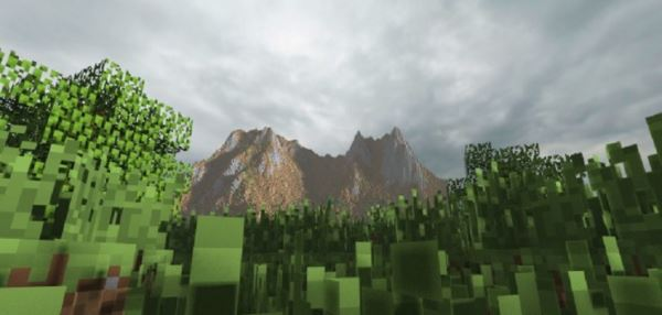 The Wilderness для Minecraft 1.8
