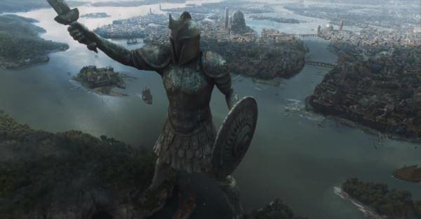 Titan of Braavos - A Game of Thrones для Minecraft 1.8