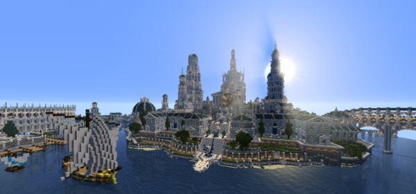 ATLANTIDE для Minecraft 1.9.2