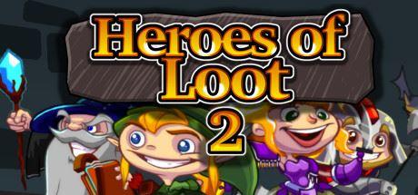 Сохранение для Heroes of Loot 2 (100%)