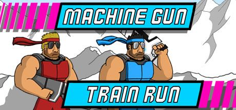 Сохранение для Machine Gun Train Run (100%)