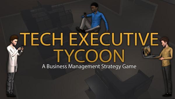 Трейнер для Tech Executive Tycoon v 1.0 (+12)