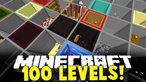 10 Minutes Parkour для Minecraft 1.9.2