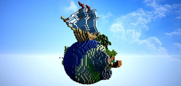 Some Planets для Minecraft 1.8