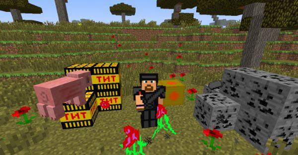 DarkIron для Minecraft 1.7.10
