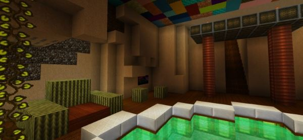 StoneCave 47 для Minecraft 1.8.9