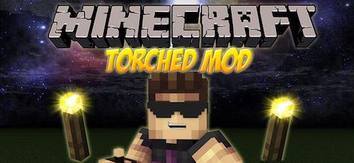 Torched для Minecraft 1.8