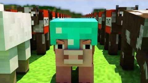 Animals' Revenge для Minecraft 1.7.10