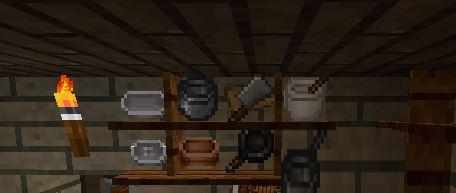 HarvestCraft для Minecraft 1.9