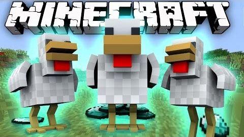 Chickens для Minecraft 1.9