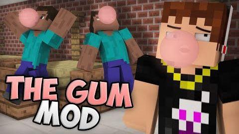 Chewing Gum для Minecraft 1.7.10