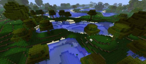 New Dawn для Minecraft 1.7.10