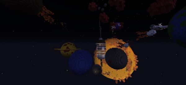 Planet Dranor для Minecraft 1.8.9