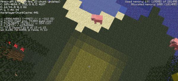 Biome Wand для Minecraft 1.7.10