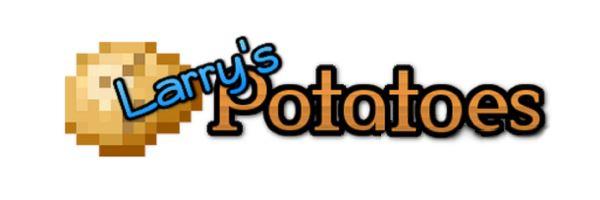 Larry's Potatoes для Minecraft 1.8