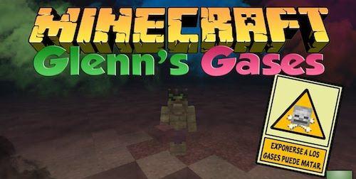 Glenn's Gases для Minecraft 1.7.10