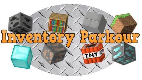 Inventory Parkour для Minecraft 1.8