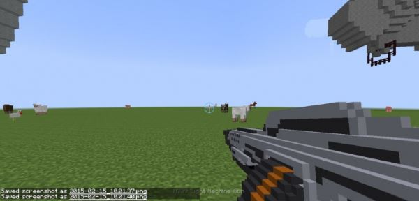 Combat Evolved - Halo для Minecraft 1.7.10