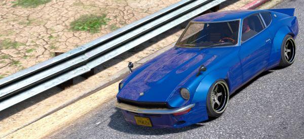 Datsun Z Rocket Bunny для GTA 5