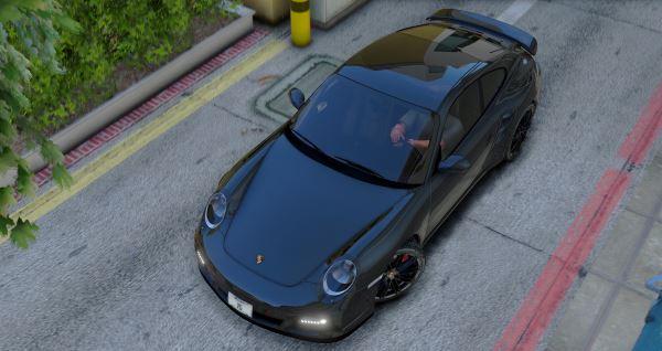 Porsche 911 Turbo для GTA 5