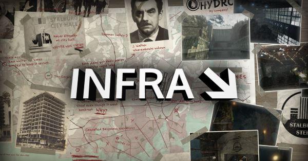 Трейнер для INFRA v 1.0 (+12)