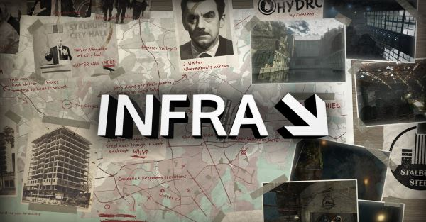 Русификатор для INFRA