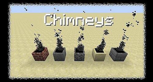 Chimneys для Minecraft 1.9