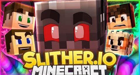 Slytherio Minigame для Minecraft 1.9.4