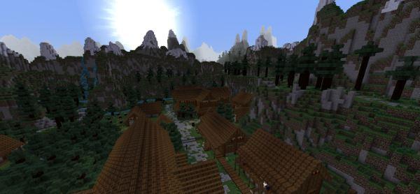 The Barrow для Minecraft 1.8.9