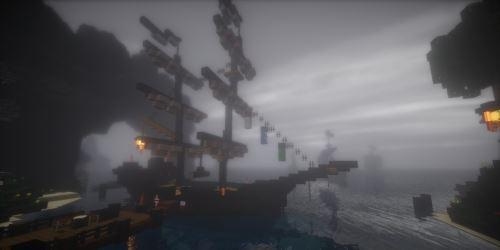 Excelsior Ship для Minecraft 1.8