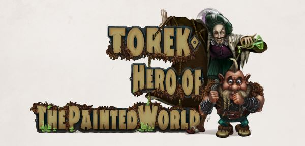 NoDVD для Torek - Hero of The Painted World v 1.0