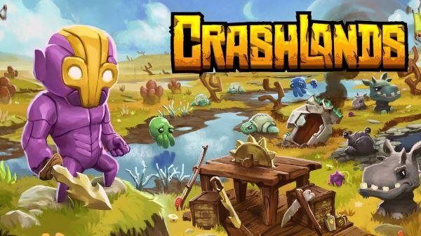 Трейнер для Crashlands v 1.0 (+12)