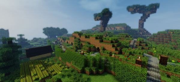 Lord of the Rings для Minecraft 1.8.9
