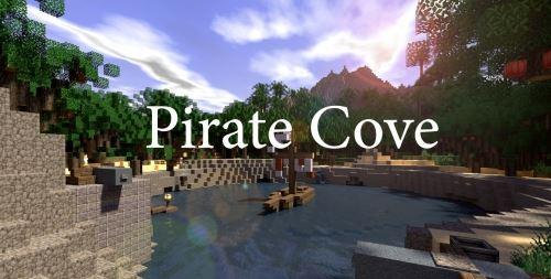 Pirate's Cove для Minecraft 1.8