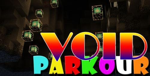 Void Parkour для Minecraft 1.8.9