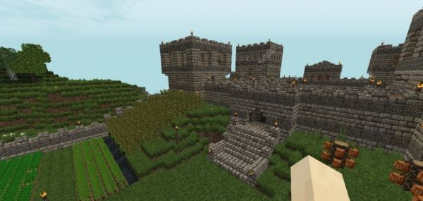 Fortress для Minecraft 1.8