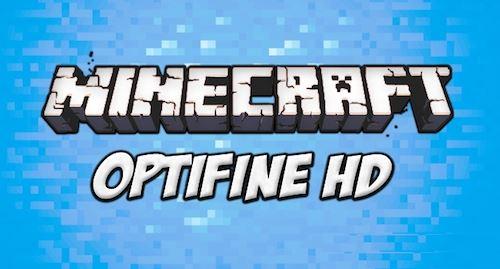 OptiFine HD для Minecraft 1.9.4