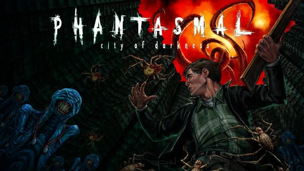 Кряк для Phantasmal: City of Darkness v 1.0