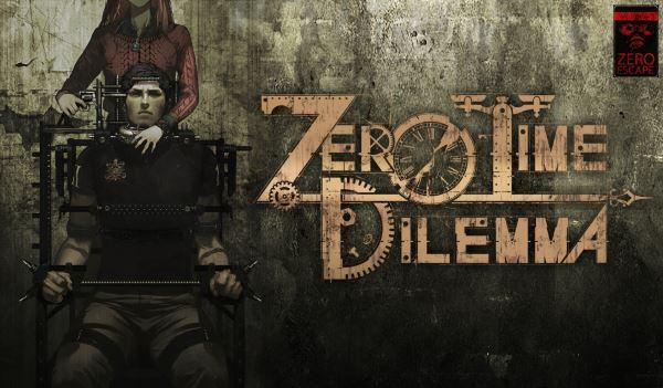 Сохранение для Zero Escape: Zero Time Dilemma (100%)