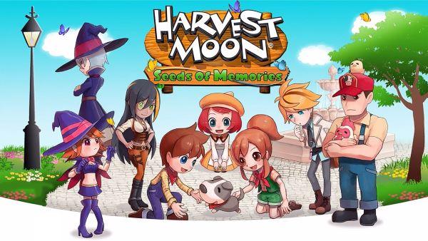 Сохранение для Harvest Moon: Seeds of Memories (100%)