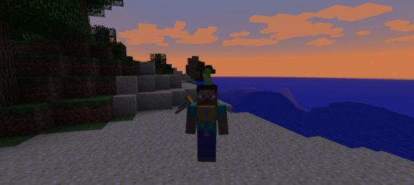 Mankini для Minecraft 1.9