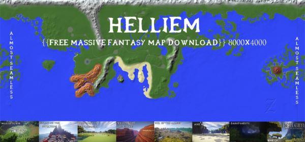 Helleim для Minecraft 1.8
