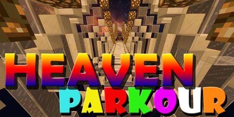Heaven Parkour для Minecraft 1.8.9