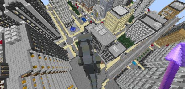 Godzilla для Minecraft 1.8.9