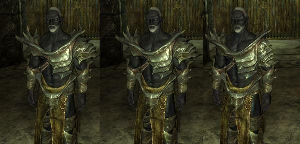 Falmer armor fix для TES V: Skyrim