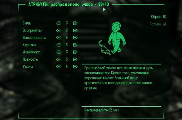 Mod Stat для Fallout 3