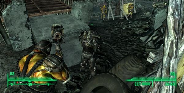 Mod Original Hardcore для Fallout 3
