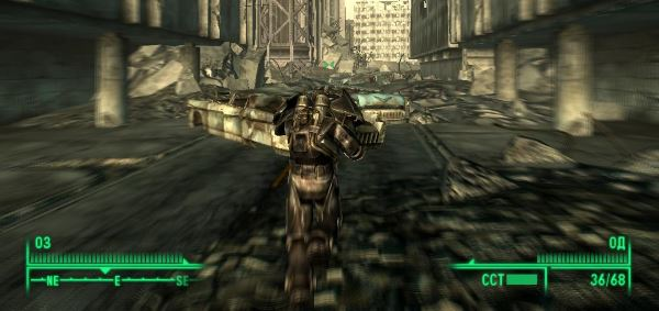 Mod Movement для Fallout 3