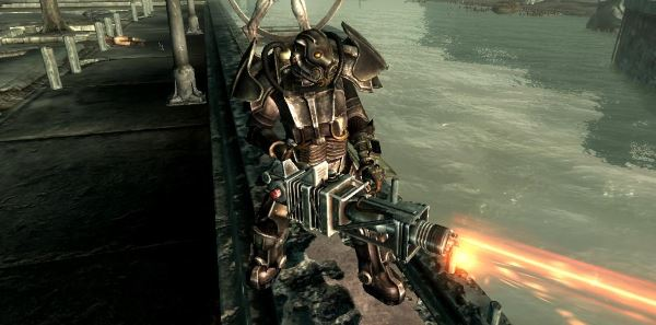 Mod APA для Fallout 3